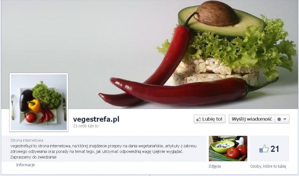 facebook vegestrefa.pl