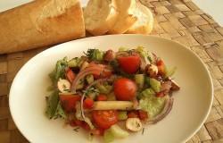 chrupiaca salatka
