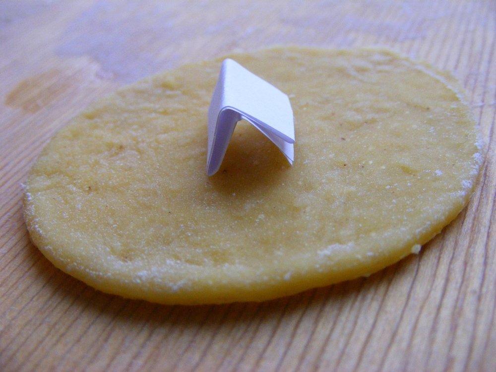 sklejanie ciasteczek