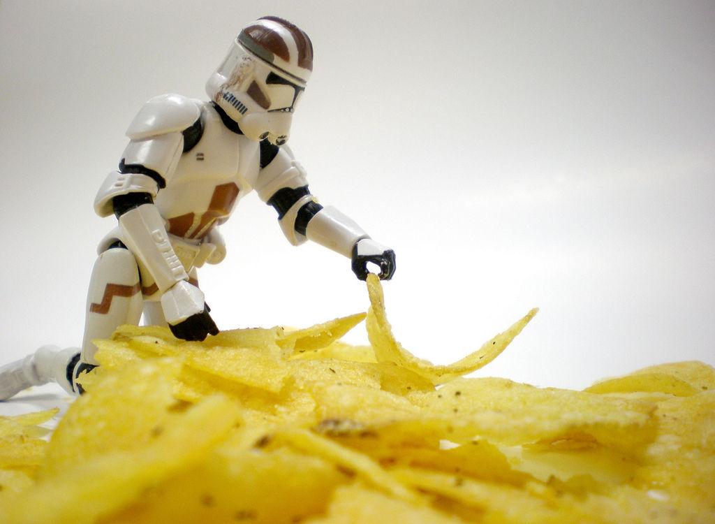 czy chipsy są szkodliwe