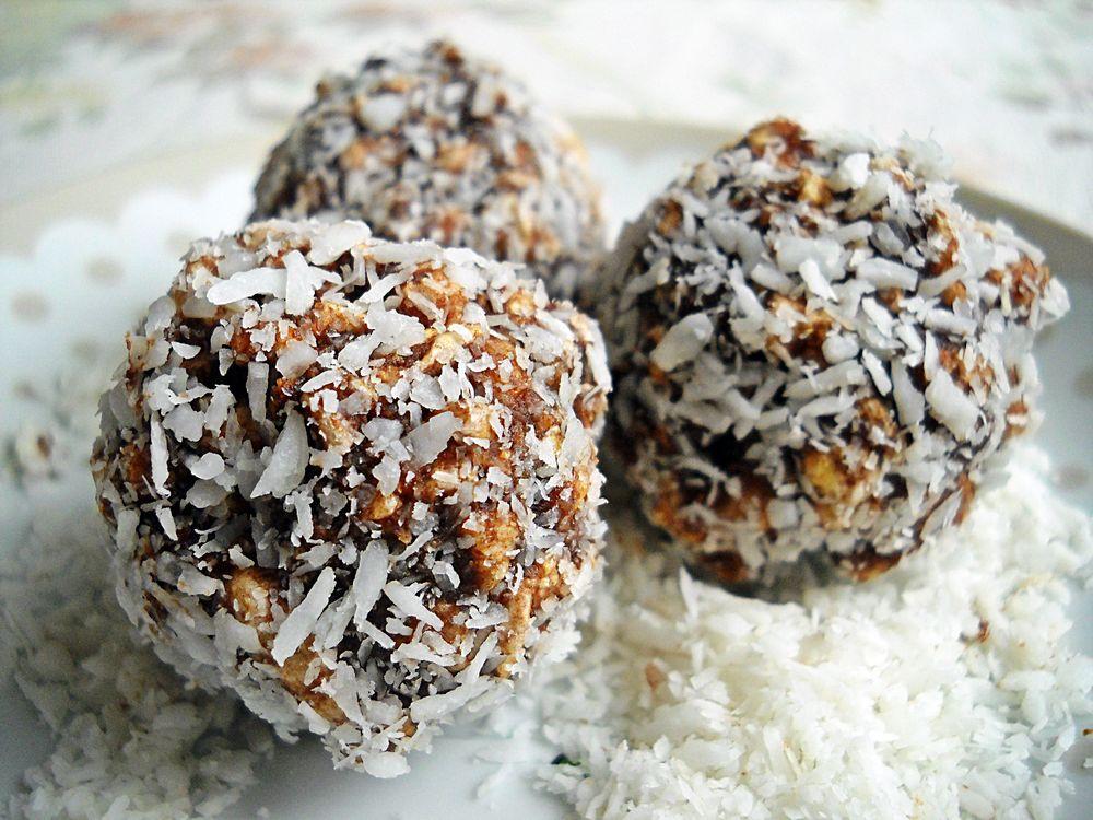 kakaowe dmuchane praliny wegańskie